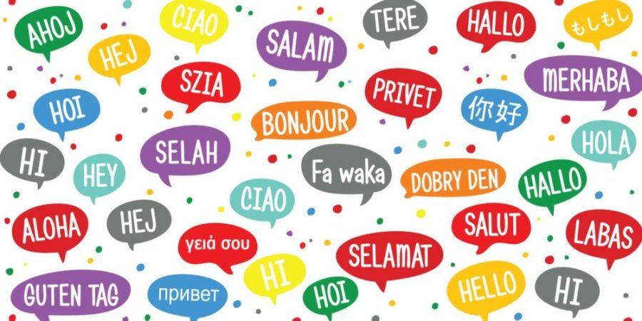 hablar varios idiomas frances
